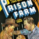 Prison Farm (1938) - Shirley Ross  DVD