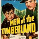 Men Of The Timberland (1941) - Richard Arlen  DVD