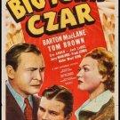 Big Town Czar (1939) - Barton MacLane  DVD