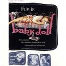 Baby Doll (1956) - Karl Malden  DVD