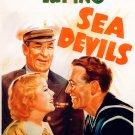 Sea Devils (1937) - Victor McLaglen  DVD
