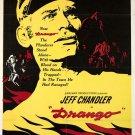 Drango (1957) - Jeff Chandler  DVD