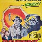 Cloudburst (1951) - Robert Preston  DVD