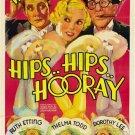 Hips, Hips Hooray ! (1934) - Wheeler & Woolsey  DVD