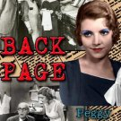 Back Page (1934) - Peggy Shannon  DVD