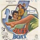 Jazz Boat (1960) - Anthony Newley  DVD