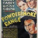 Powdersmoke Range (1935) - Harry Carey  DVD