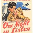 One Night In Lisbon (1941) - Fred MacMurray  DVD