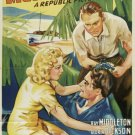 Mercy Island (1939) - Ray Middleton  DVD