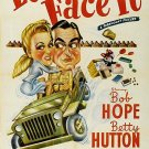 Let´s Face It (1943) - Bob Hope  DVD