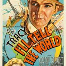 I´ll Tell The World (1934) - Lee Tracy  DVD
