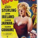 Roughshod (1949) - Robert Sterling  DVD