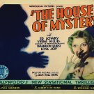 The House Of Mystery (1934) - Ed Lowry  DVD