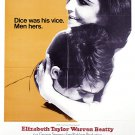 The Only Game In Town (1970) - Elizabeth Taylor  DVD
