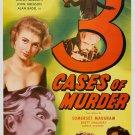 Three Cases Of Murder (1955) - Orson Welles  DVD