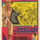 The Steel Lady (1953) - Rod Cameron  DVD
