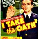 Police Rookie AKA I Take This Oath (1940) - Gordon Jones  DVD