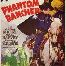Phantom Rancher (1940) - Ken Maynard  DVD
