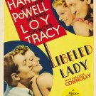 Libeled Lady (1936) - William Powell  DVD