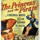 The Princess And The Pirate (1944) - Bob Hope  DVD