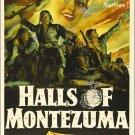 Halls Of Montezuma (1951) - Richard Widmark  DVD