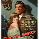 The Big Sleep (1978) - Robert Mitchum  DVD