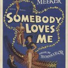 Somebody Loves Me (1952) - Betty Hutton  DVD