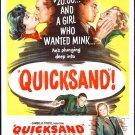 Quicksand (1950) - Mickey Rooney  DVD