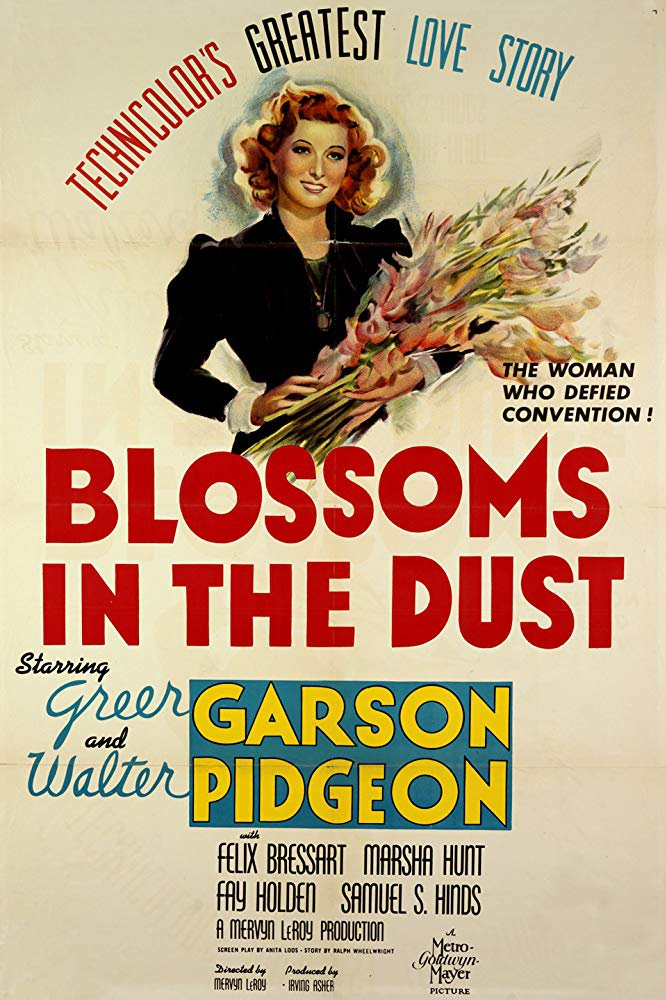 Blossoms In The Dust (1941) - Greer Garson  DVD