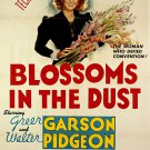 Blossoms In The Dust (1941) - Greer Garson  DVD