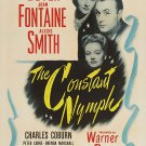 The Constant Nymph (1943) - Joan Fontaine  DVD