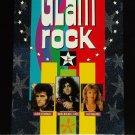 Glam Rock : Vol. 1 ( Alice Cooper/Sparks/Suzi Quatro/T-Rex/Mud )  DVD