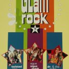 Glam Rock : Vol. 2 ( T-Rex/The Sweet/Twisted Sister/Gary Glitter )  DVD
