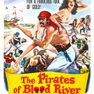 The Pirates Of Blood River (1962) - Christopher Lee  DVD