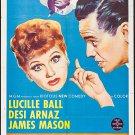 Forever, Darling (1956) - Lucille Ball  DVD