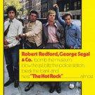 The Hot Rock (1972) - Robert Redford  DVD