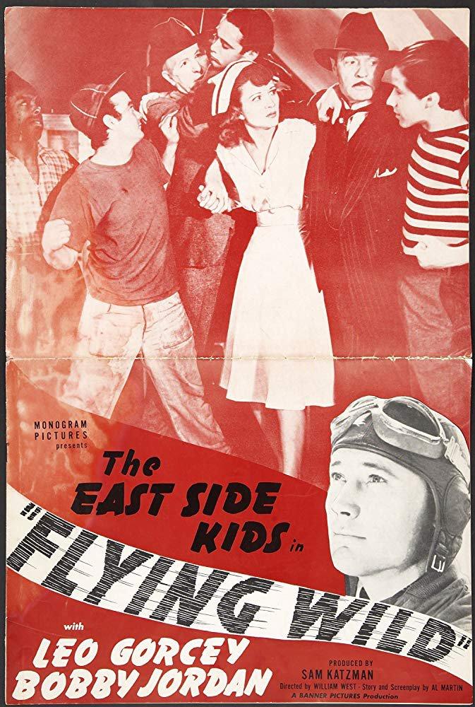 Flying Wild (1941) - East Side Kids  DVD