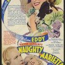 Naughy Marietta (1935) - Jeanette MacDonald  DVD