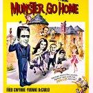 Munster, Go Home (1966) - Fred Gwynne  DVD