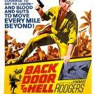 Back Door To Hell (1964) - Jack Nicholson  DVD
