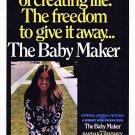 The Baby Maker (1970) - Barbara Hershey  DVD