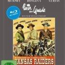 Kansas Raiders (1950) - Audie Murphy  Blu-ray