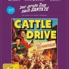 Cattle Drive (1951) - Joel McCrea  Blu-ray