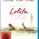 Lolita (1997) - Jeremy Irons  Blu-ray