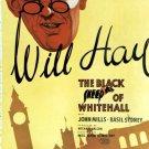 Black Sheep Of Whitehall (1942) - Will Hay  DVD