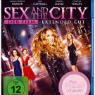 Sex And The City : The Movie - Extended Cut (2008)  Blu-ray
