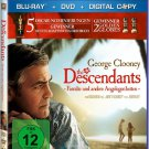 The Descendants (2011) - George Clooney  Blu-ray