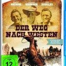 The Way West (1967) - Kirk Douglas  Blu-ray