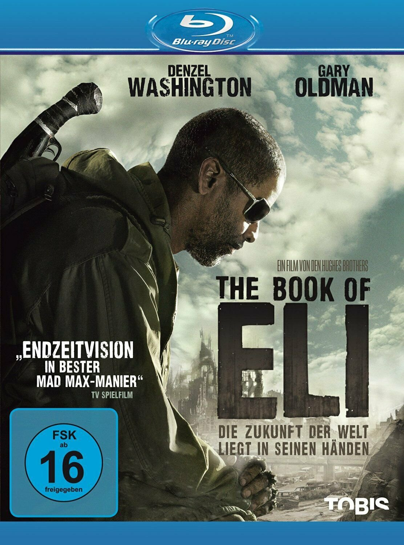 The Book Of Eli (2010) - Denzel Washington  Blu-ray
