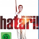 Hatari (1962) - John Wayne  Blu-ray